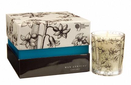 Набор ароматических свечей в стекле 4 шт. Гиацинты коллекция Челси Wax Lyrical