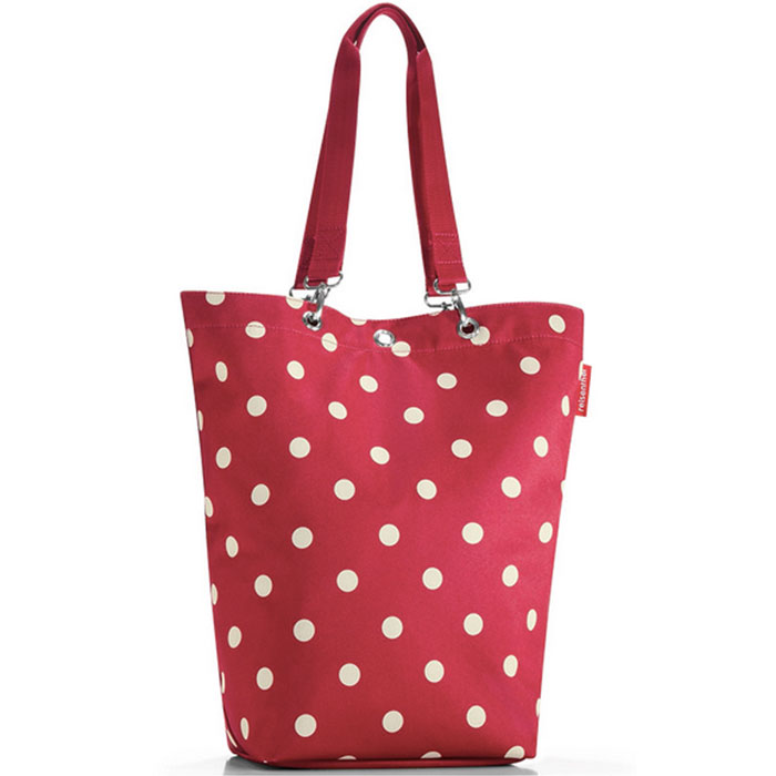 Сумка Сityshopper ruby dots Reisenthel