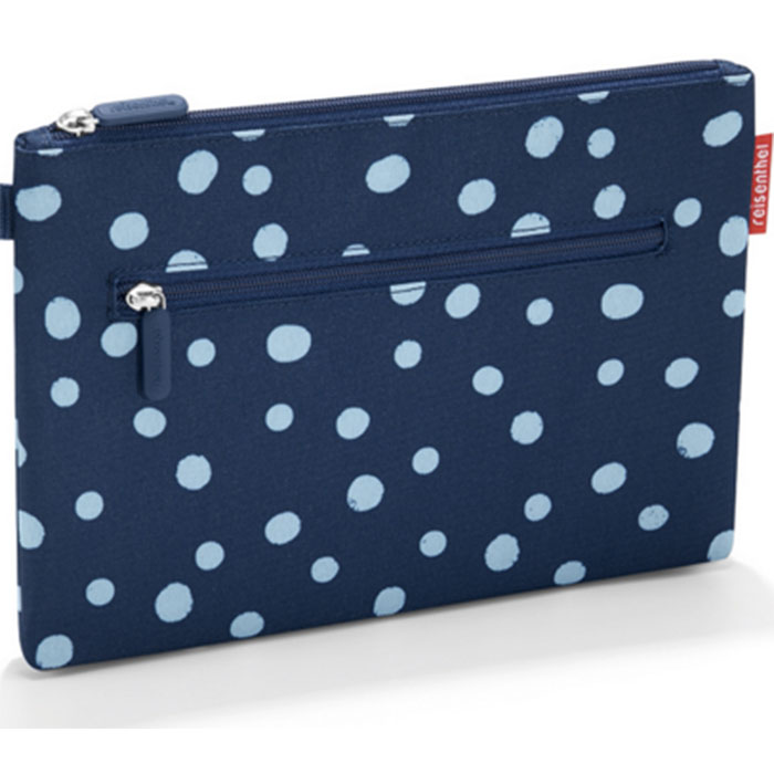 Косметичка Case 2 spots navy Reisenthel