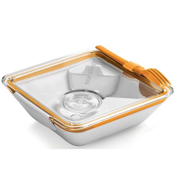 Ланч-бокс Box Appetit оранжевый