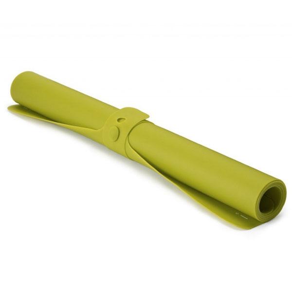 Коврик для теста с мерными делениями Roll-up™ зеленый JOSEPH JOSEPH
