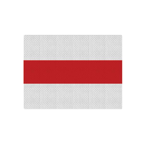 Подложка gocce серая/красная