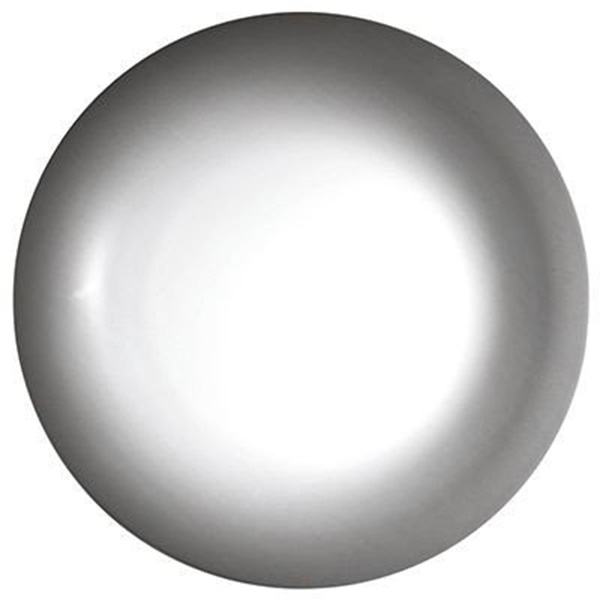 Тарелка обеденная grace серая
