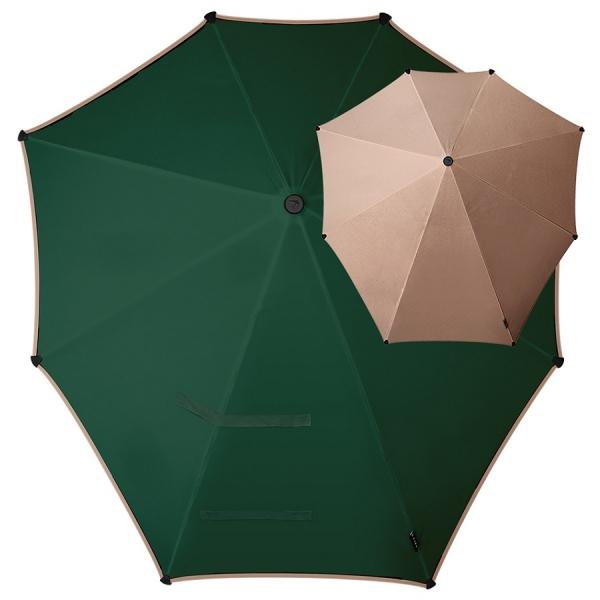 Зонт-трость senz° original rose velvet