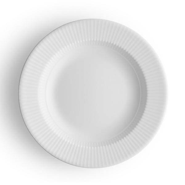 Тарелка глубокая legio nova, 22 см