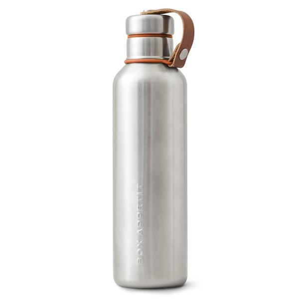 Фляга water bottle большая оранжевая