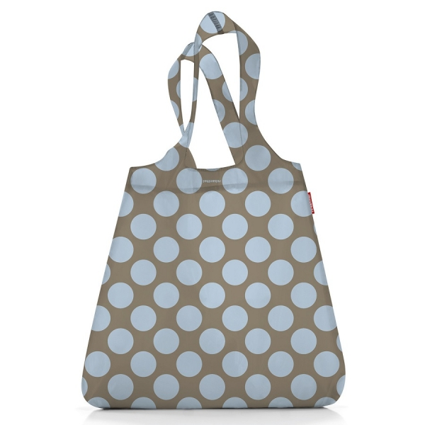 Сумка складная mini maxi shopper summer azure dot