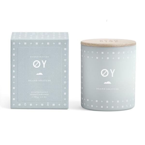 Свеча ароматическая oy с крышкой 190 г