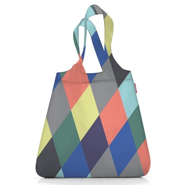 Сумка складная mini maxi shopper summer rhomb bright