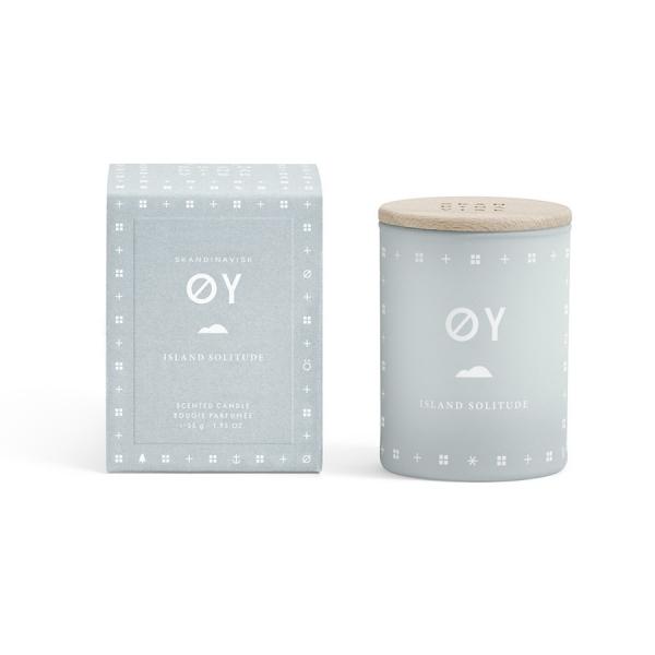 Свеча ароматическая oy с крышкой, 55 г