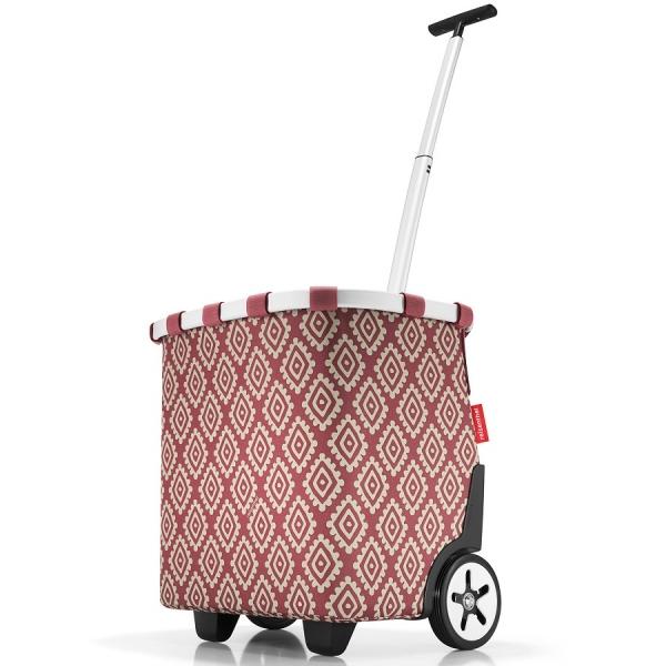 Сумка-тележка carrycruiser diamonds rouge
