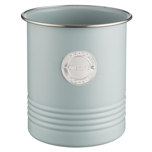 Емкость кухонная living, голубая, 15х12,5 см
