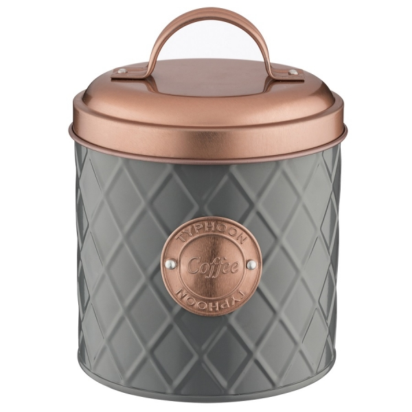 Емкость для хранения сахара copper lid, 1 л