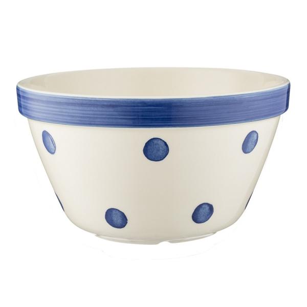 Миска универсальная spots 20 см синяя