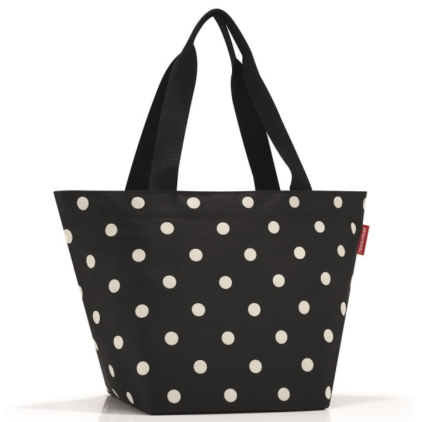 Сумка shopper m mixed dots