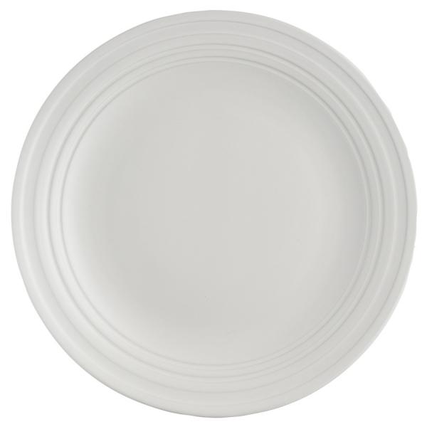 Тарелка обеденная original cane 27,5 см кремовая
