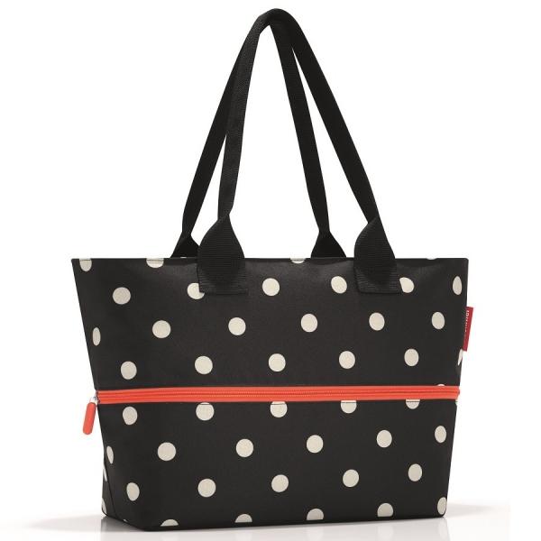 Сумка shopper e1 mixed dots