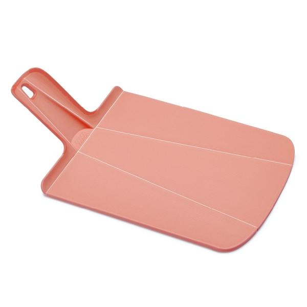 Доска разделочная chop2pot plus мини розовая