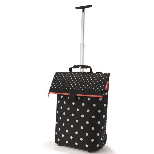 Сумка-тележка trolley m mixed dots