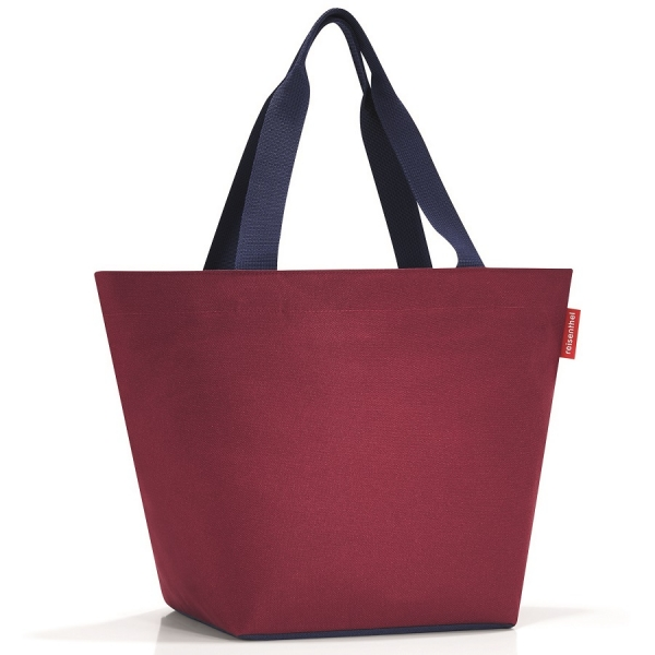 Сумка shopper m dark ruby