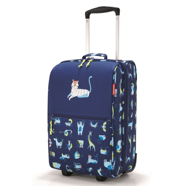 Чемодан детский trolley xs abc friends blue