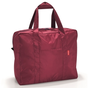 Сумка складная mini maxi touringbag dark ruby