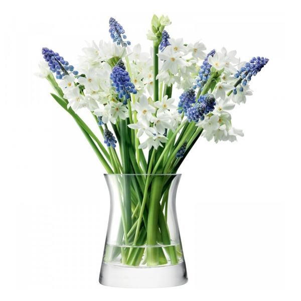 Ваза для низкого букета flower 13 см