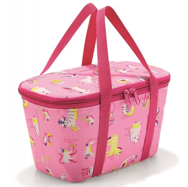 Термосумка детская coolerbag xs abc friends pink