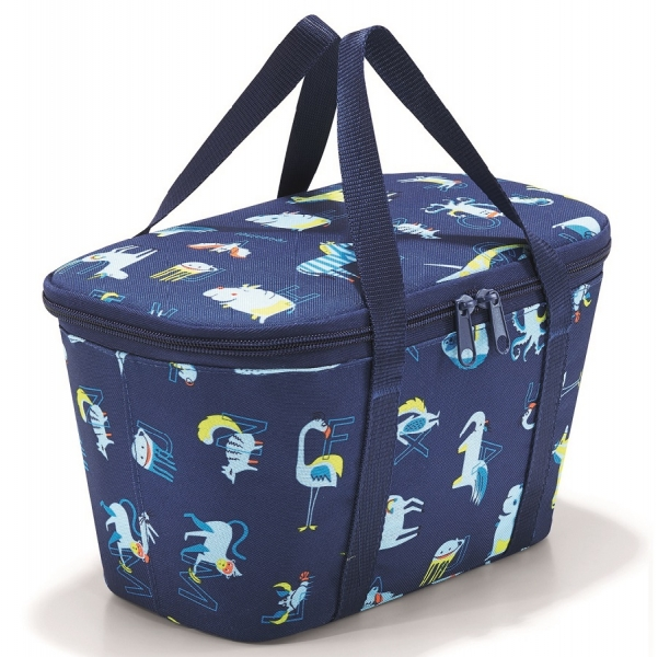 Термосумка детская coolerbag xs abc friends blue
