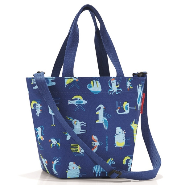 Сумка детская shopper xs abc friends blue