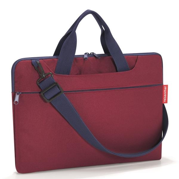 Сумка для ноутбука netbookbag dark ruby