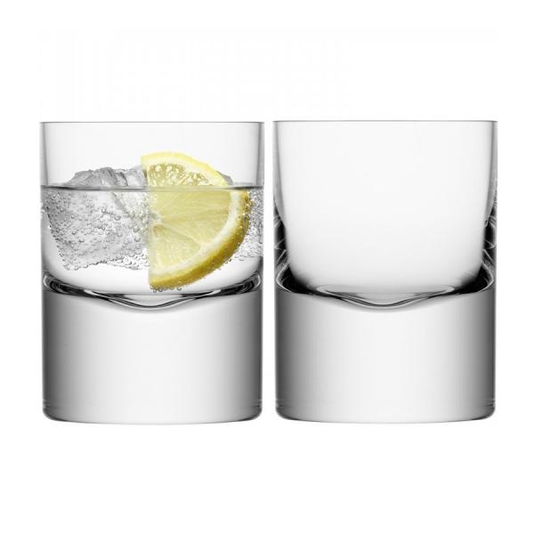 Набор из 2 стаканов boris 250 мл
