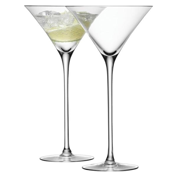 Набор из 2 бокалов для коктейлей bar 275 мл