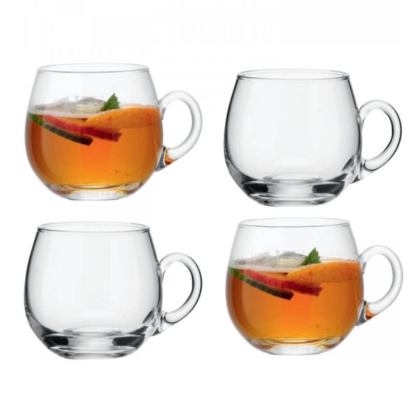 Набор из 4 чашек для пунша serve 300 мл
