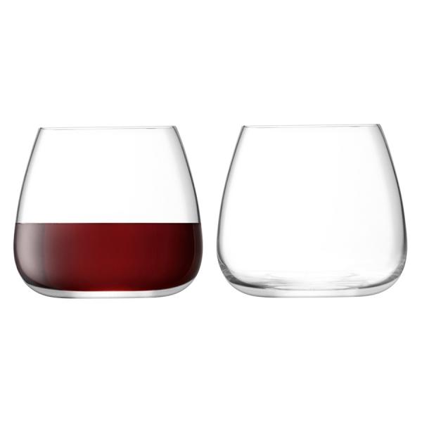Набор из 2 стаканов для вина wine culture 385 мл