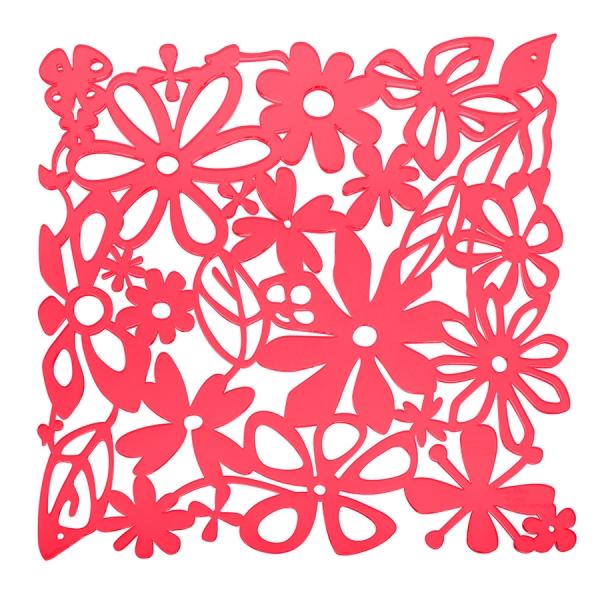 Набор из 4 декоративных элементов alice, красный