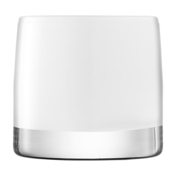 Подсвечник для чайной свечи light colour 8,5 см белый