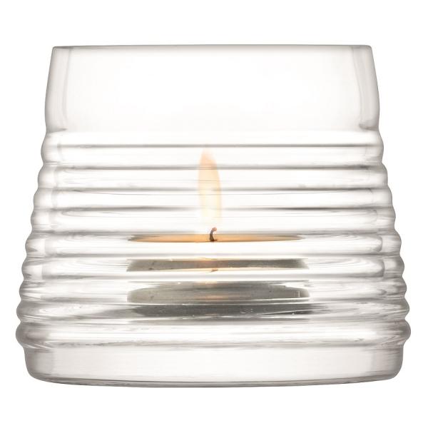 Подсвечник для чайной свечи groove 7 см