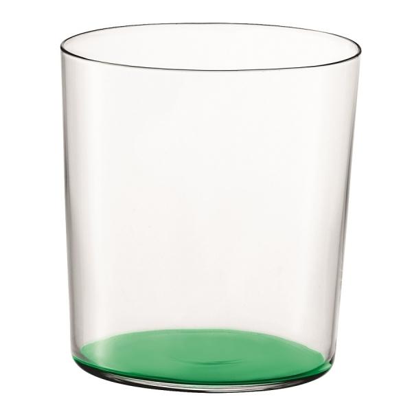 Стакан gio, 390 мл, зеленый