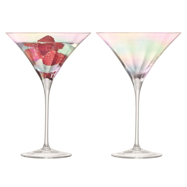 Набор из 2 бокалов для коктейлей pearl, 300 мл