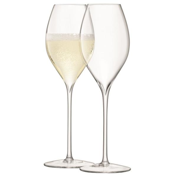 Набор из 2 бокалов для просекко wine, 370 мл
