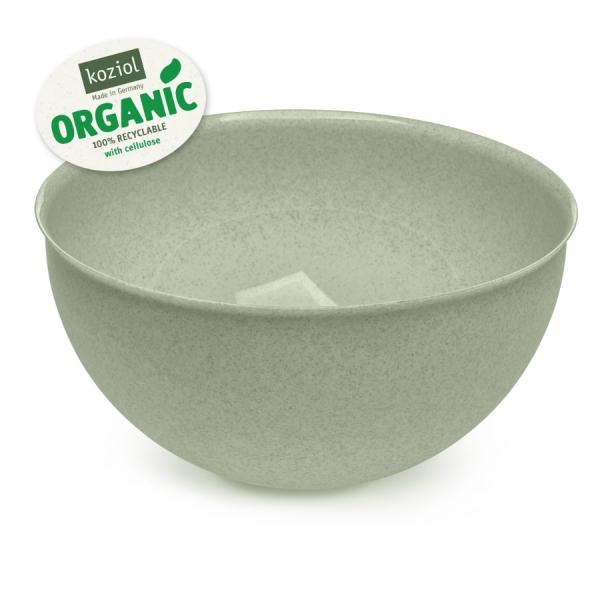 Миска palsby l organic, 5  л, зелёная