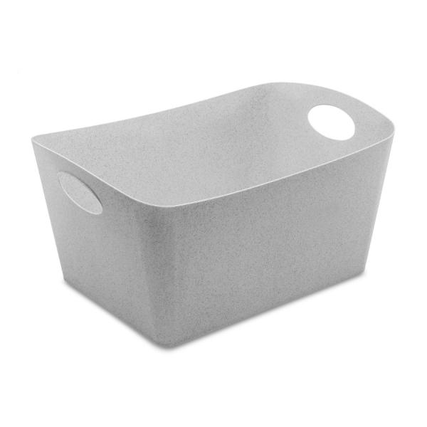 Контейнер для хранения boxxx l organic, 15 л, серый
