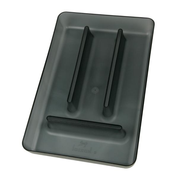 Органайзер для столовых приборов rio, серый