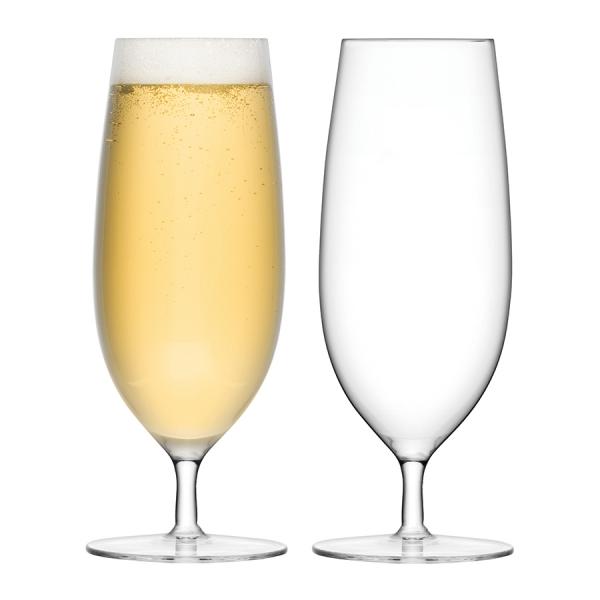 Набор из 2 бокалов для пилзнера 450 мл