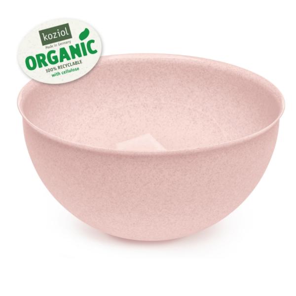 Миска palsby l organic, 5  л, розовая
