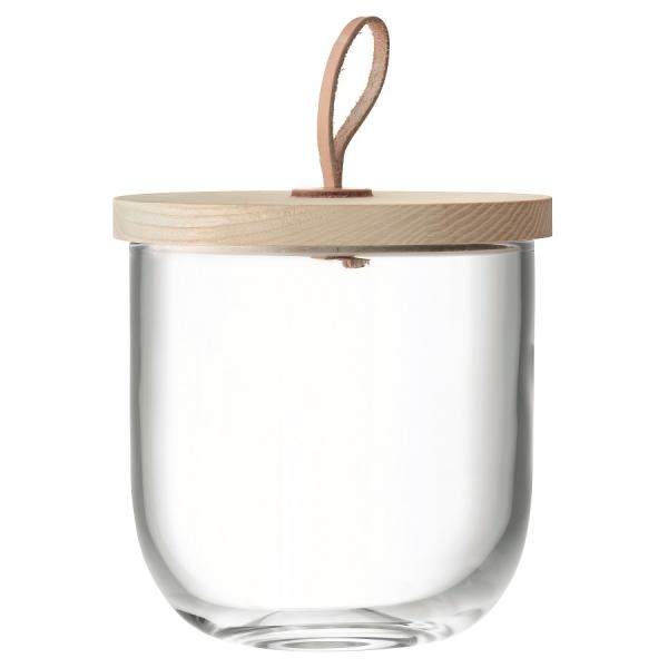 Чаша с деревянной крышкой из ясеня ivalo, 15,5 см