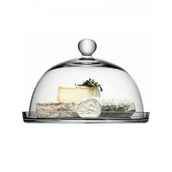 Блюдо с куполом vienna d25/22 см