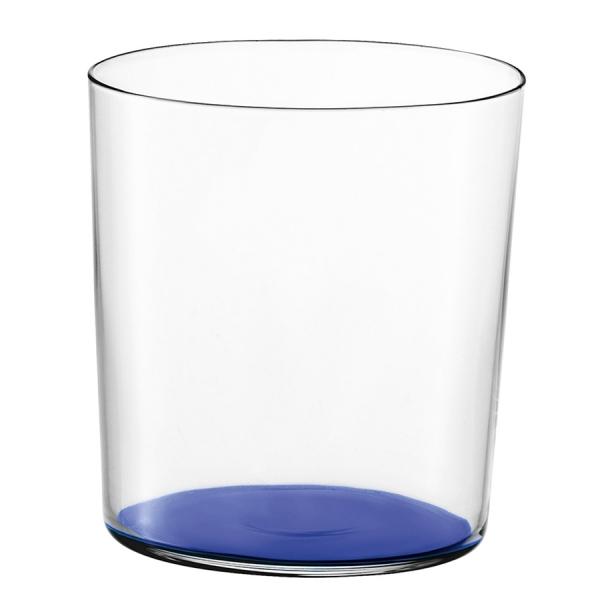 Стакан gio 390 мл синий