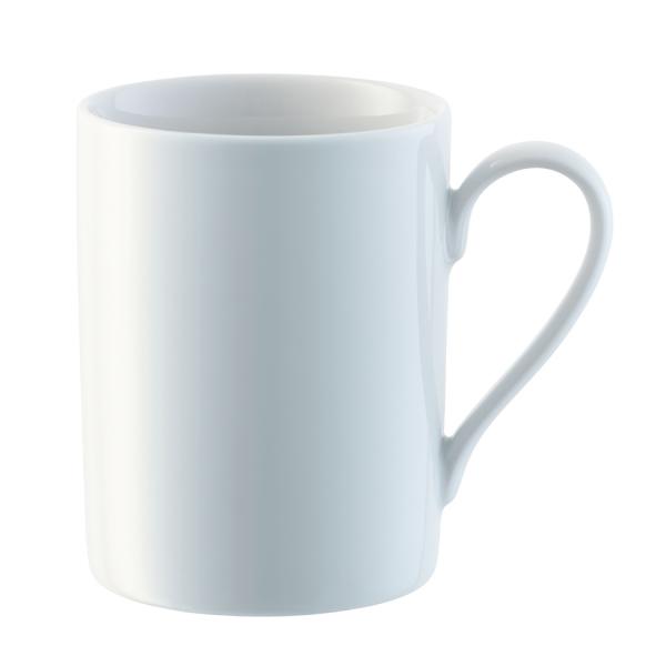 Набор из 4 прямоугольных чашек dine 300 мл